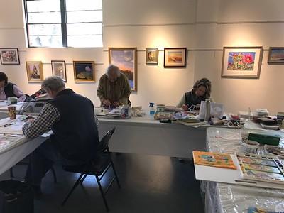 2018-04 ABQ Jeanne Hyland Masterworks Workshop