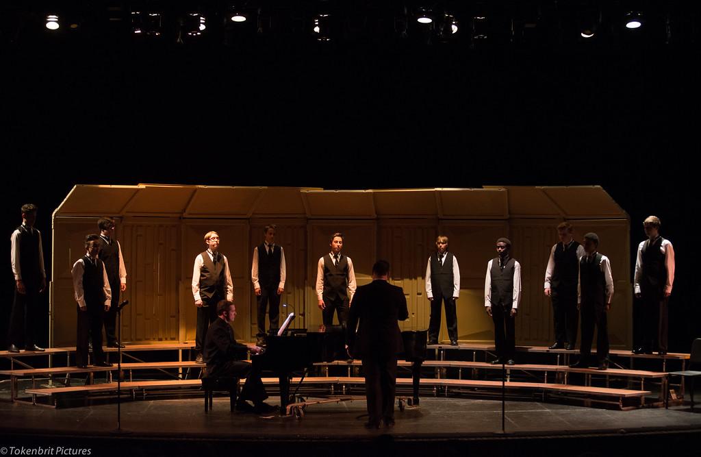 Choral Concert NNHS LR-6650