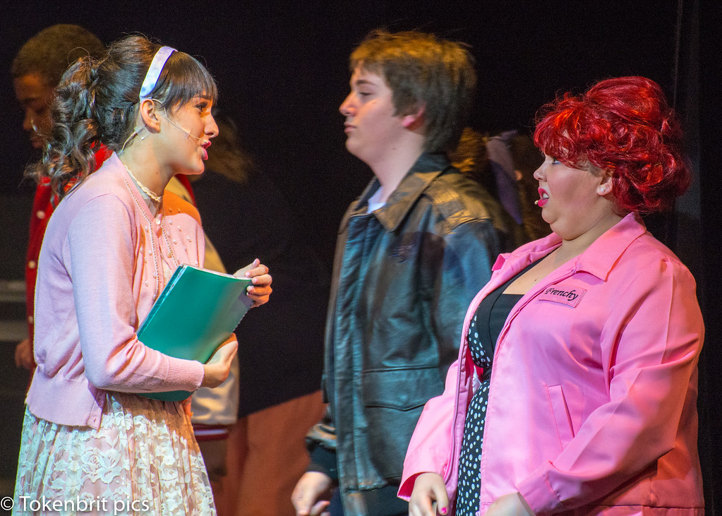 Grease Wed Show LR-6446