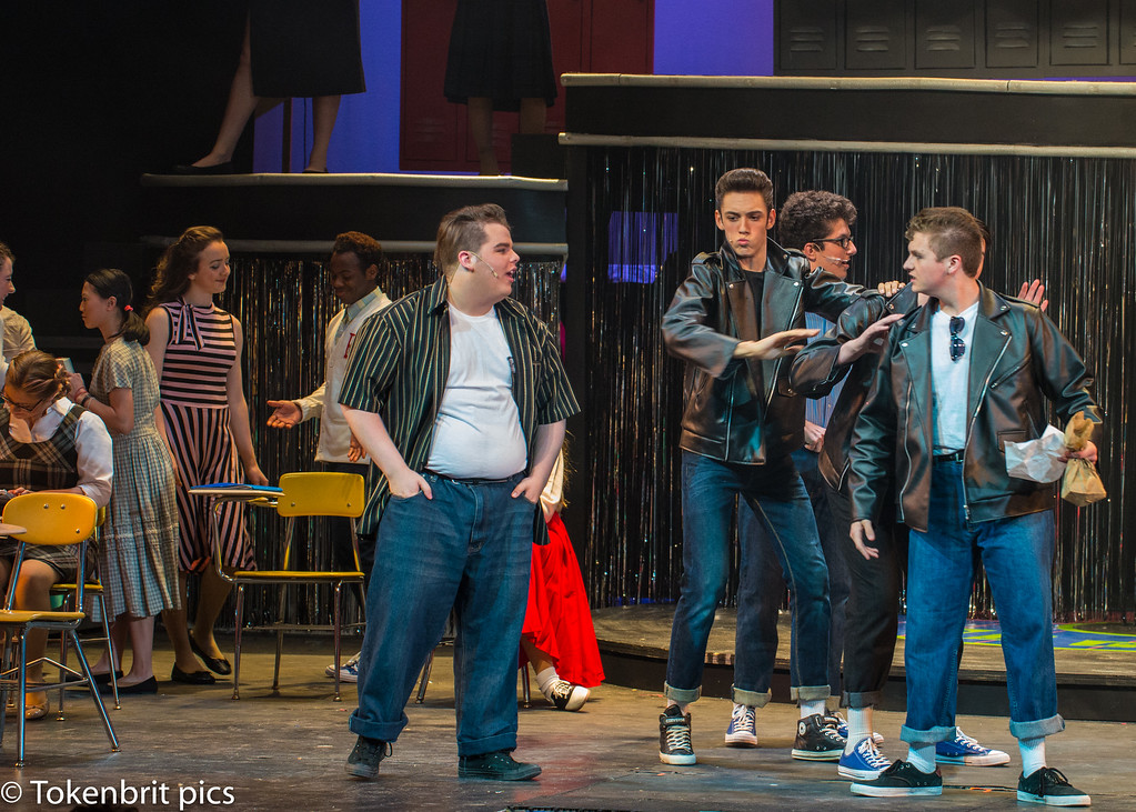 Grease Wed Show LR-6455