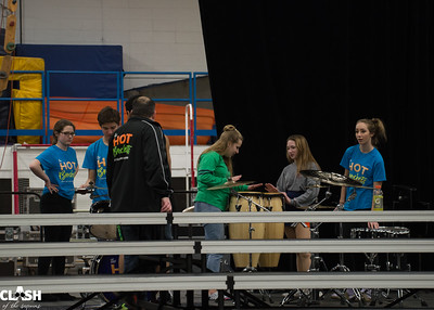 ClashComp17 Hot Brockets Setting Up LR-9438
