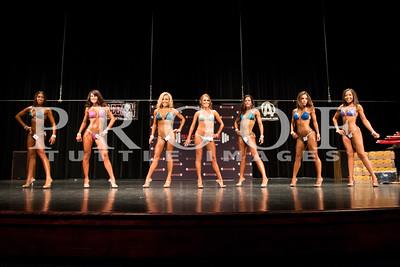 1 Prelim women bikini novice short