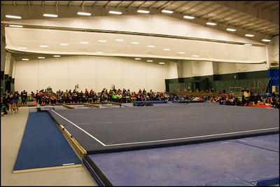 D 784 Gymnastics Area