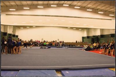 B 738  Gymnastics Area