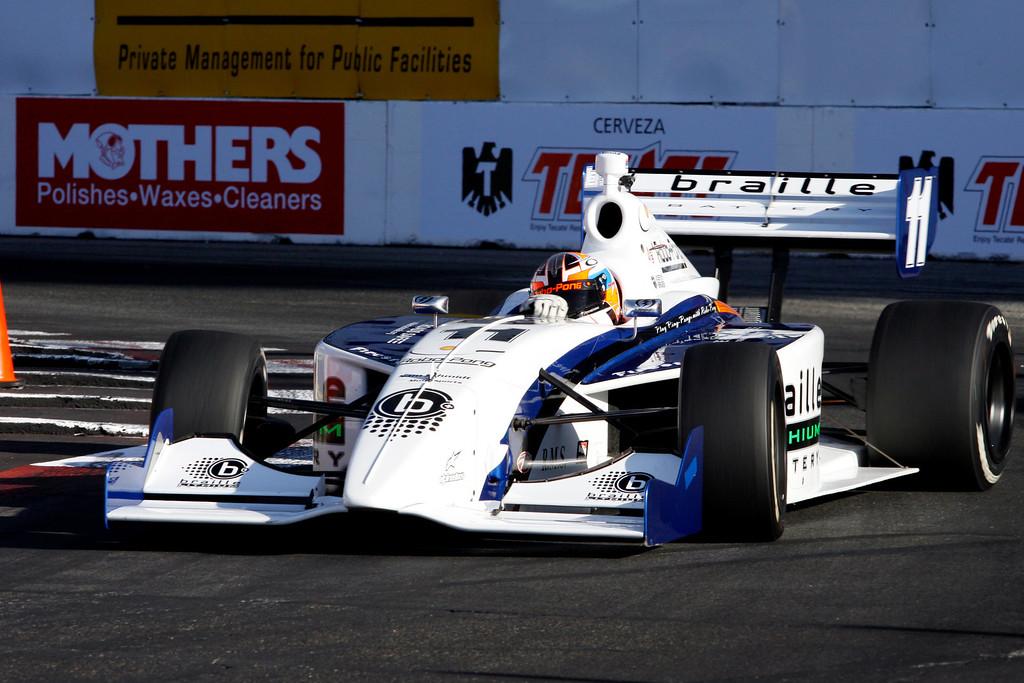 Long Beach Grand Prix 2011