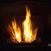 PELLET STOVE FIRE
