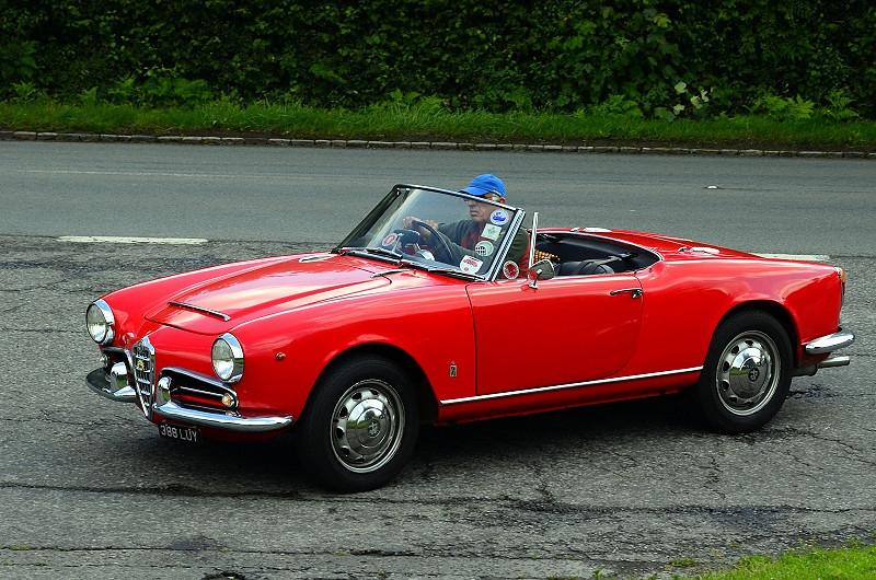 388 LUY ALFA ROMEO GIULIA 1963