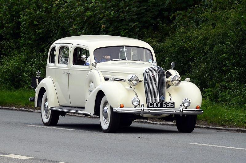 CXV 695 BUICK 1936