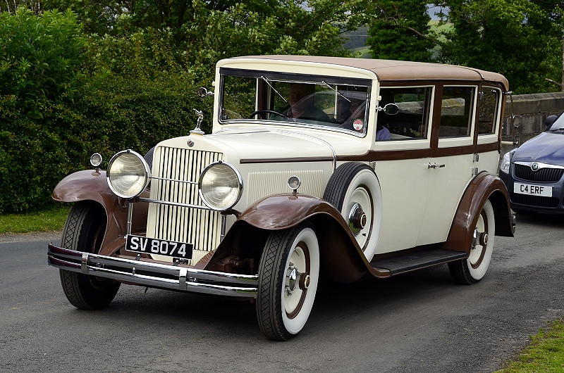 SV 8074 CADILLAC 1930
