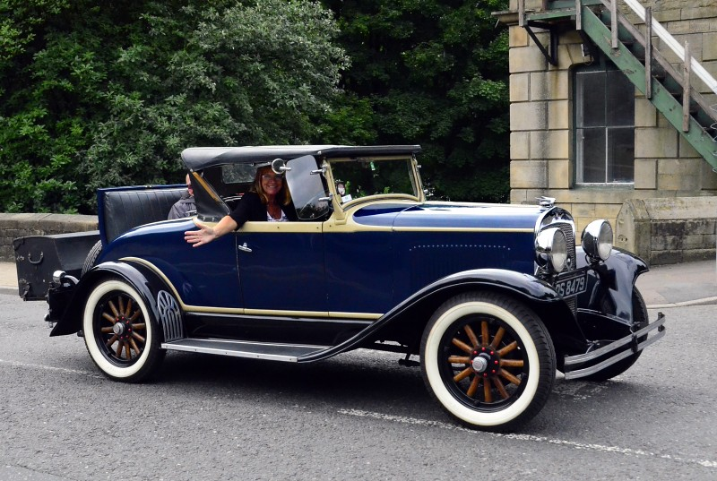 DS 8479 PLYMOUTH Q ROADSTER 1928
