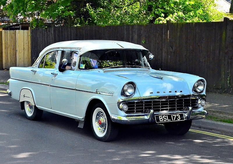 BSL 173 HOLDEN EK SPECIAL 1961