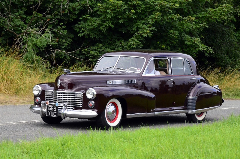 668 YUC CADILLAC 60 FLEETWOOD SPECIAL 1941