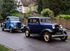PV 363 1933 & CPH 787 V8