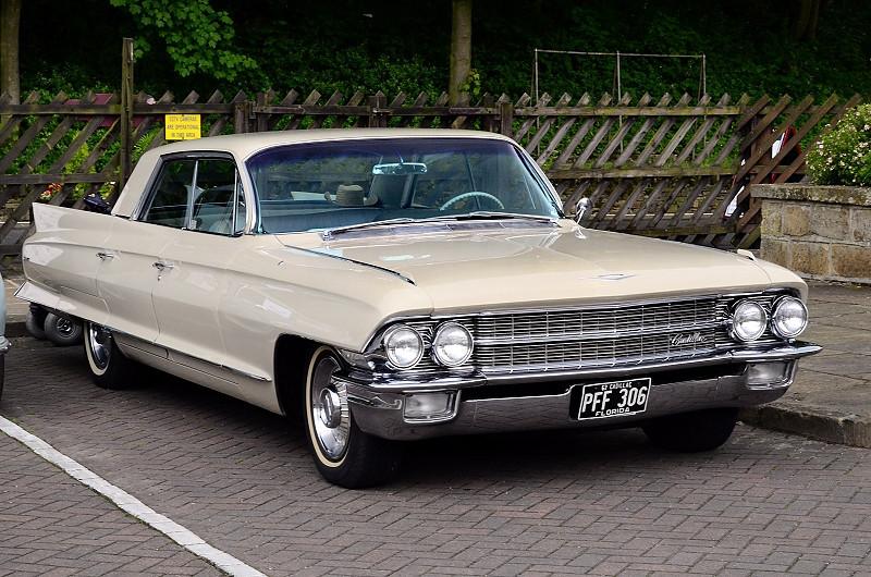 PFF 306 CADILLAC 1962