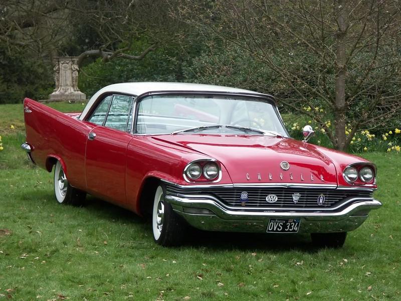 OVS 334 CHRYSLER 300C 1957