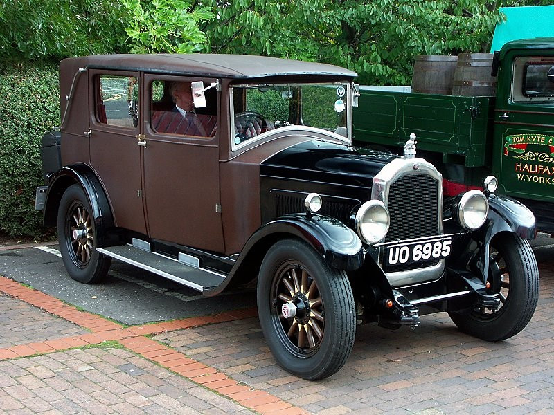 UO 6985 WILLYS OVERLAND 1928