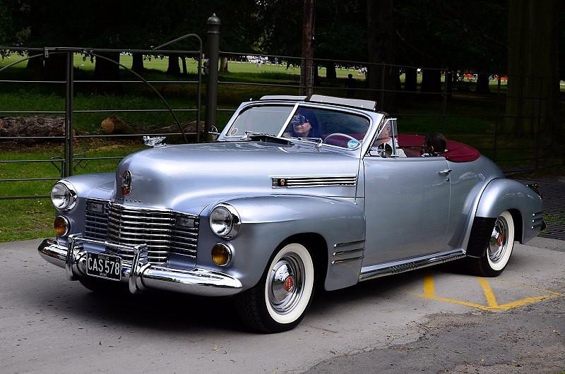 CAS 578 CADILLAC 1941
