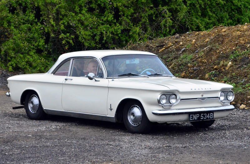ENP 534B CHEVY CORVAIR FIRST GENERATION