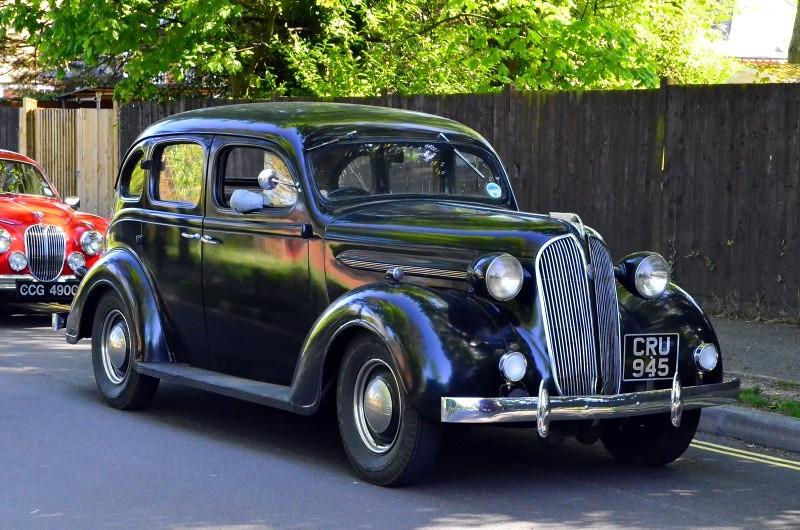 CRU 945 CHRYSLER WIMBLEDON 1937