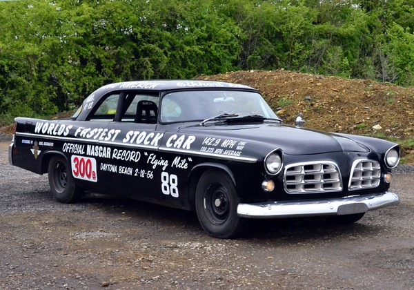 CHRSLER 300B 1956 DAYTONA