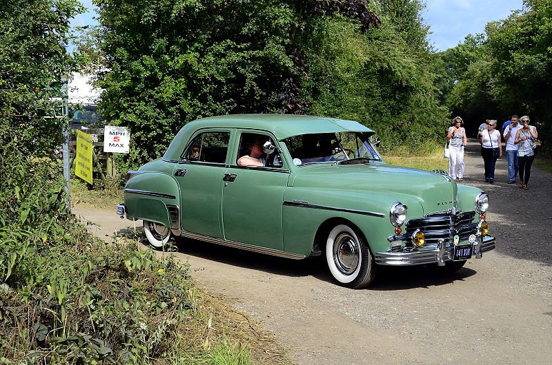 141 XUK PLYMOUTH SPECIAL DELUXE 1949