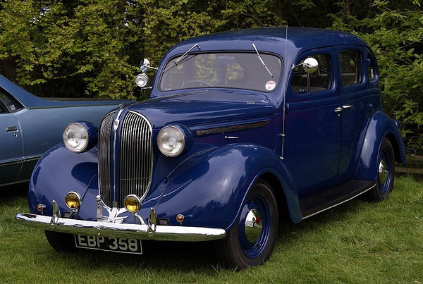 EBP 358 CHRYSLER IMPERIAL 1938