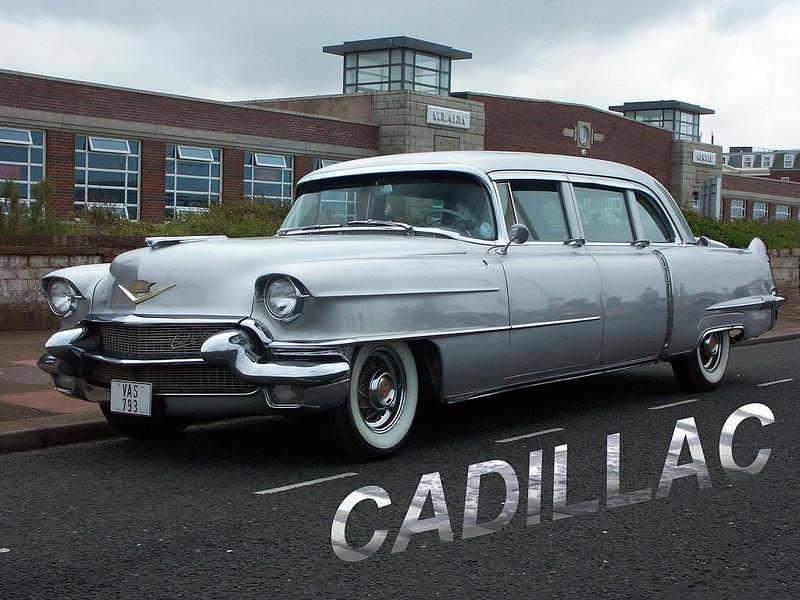 VAS 793 CADILLAC 1956