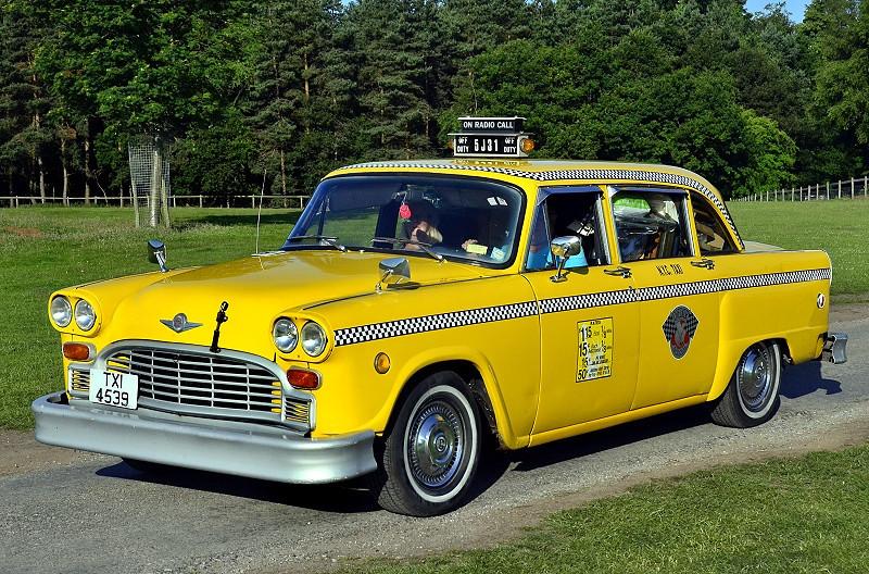 TXI 4539 CHECKER CAB 19080