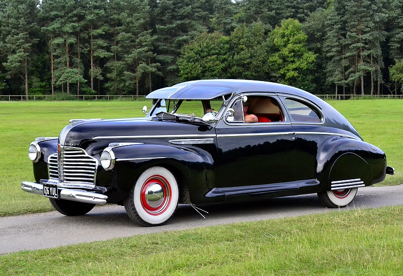 BUICK EIGHT SPECIAL 1941