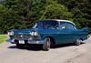 TYJ 205 PLYMOUTH SAVOY 1958