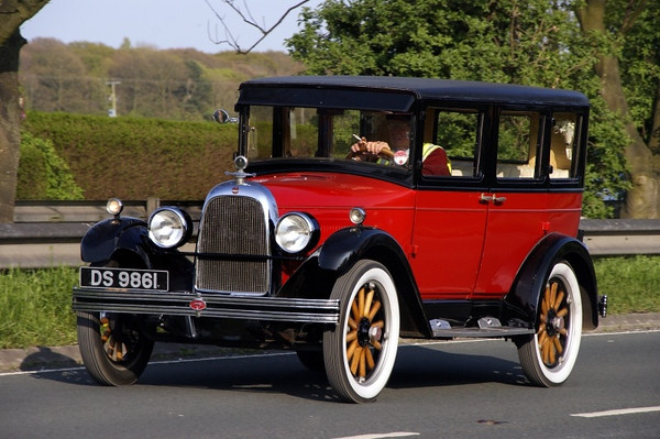 DS 9861 WILLYS OVERLAND WHIPPET 1928