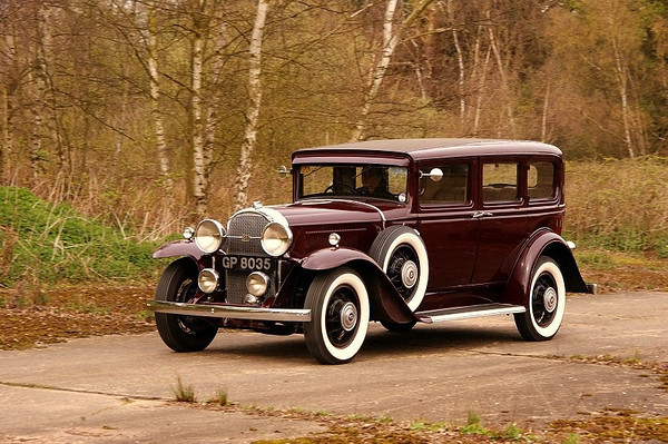 GP 8035 BUICK 1931
