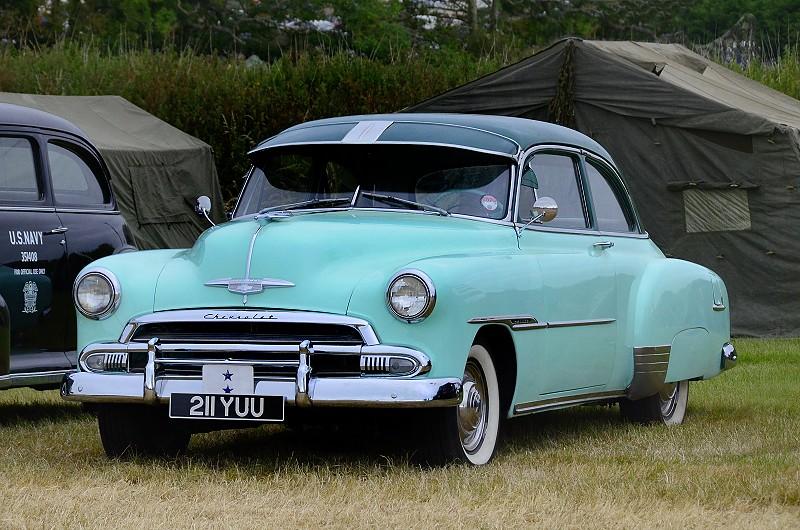 211 YUU CHEVROLET DELUXE 1951