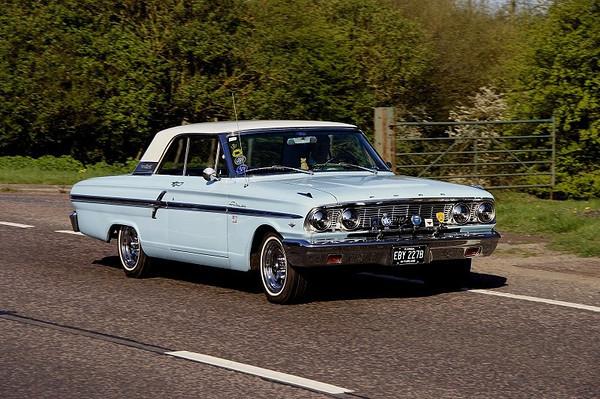 EBY 227B FAIRLANE 1964