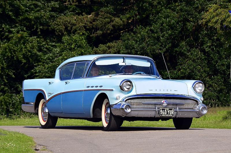 940 YUR BUICK SUPER 1958