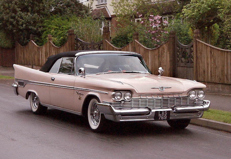 LAS 769 CHRYSLER NEW YORKER 1959