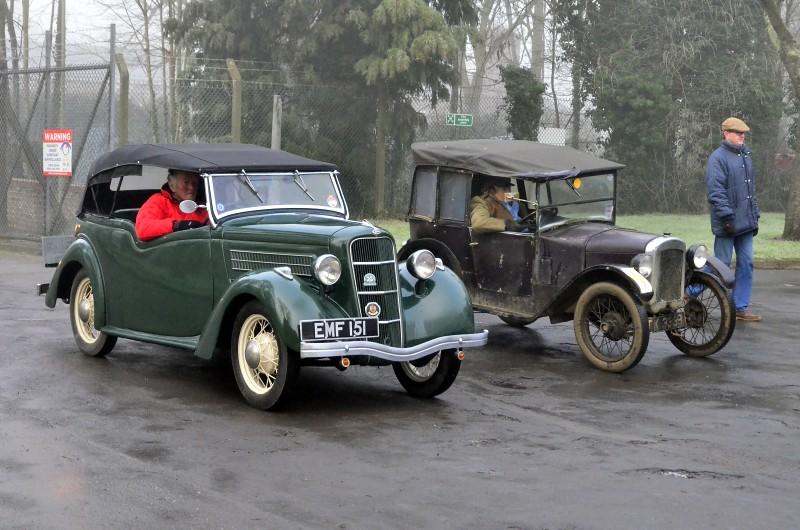 EMF 151 FORD MODEL CX 1936
