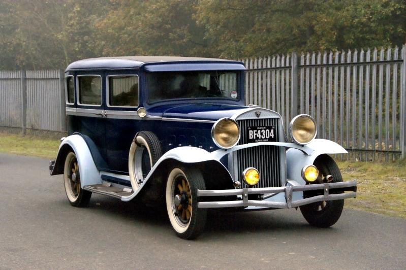 BF 4304 HUDSON SUPER EIGHT 1930