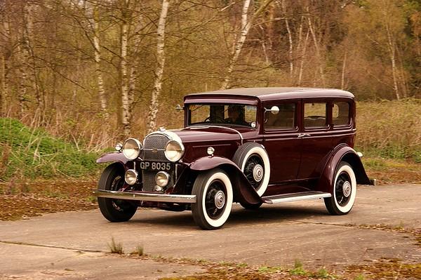 GP 8035 BUICK,SERIES 37 1931
