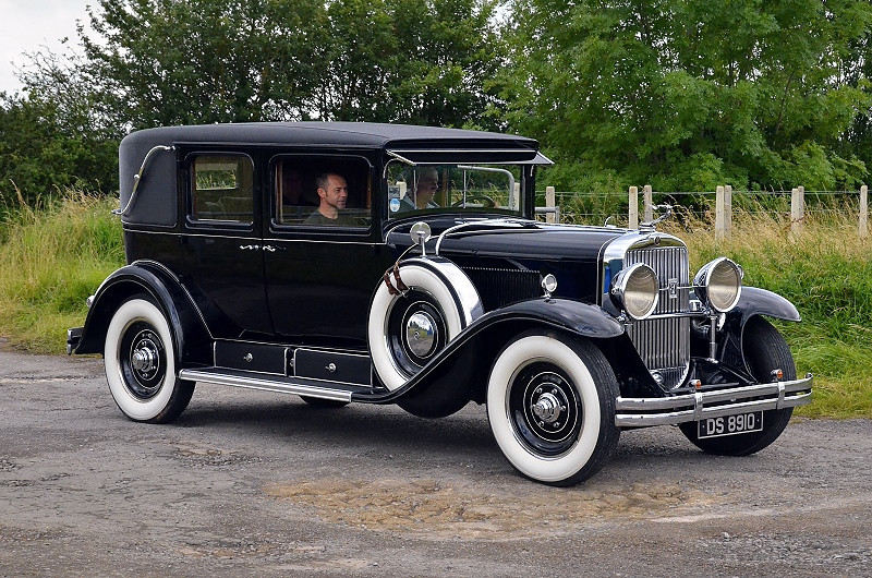 DS 8910 CADILLAC 1929