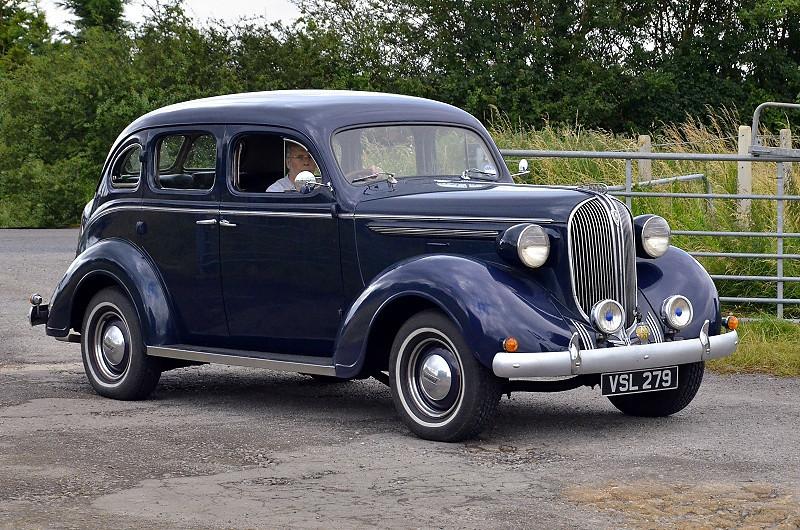 VSL 279 PLYMOUTH 1937A