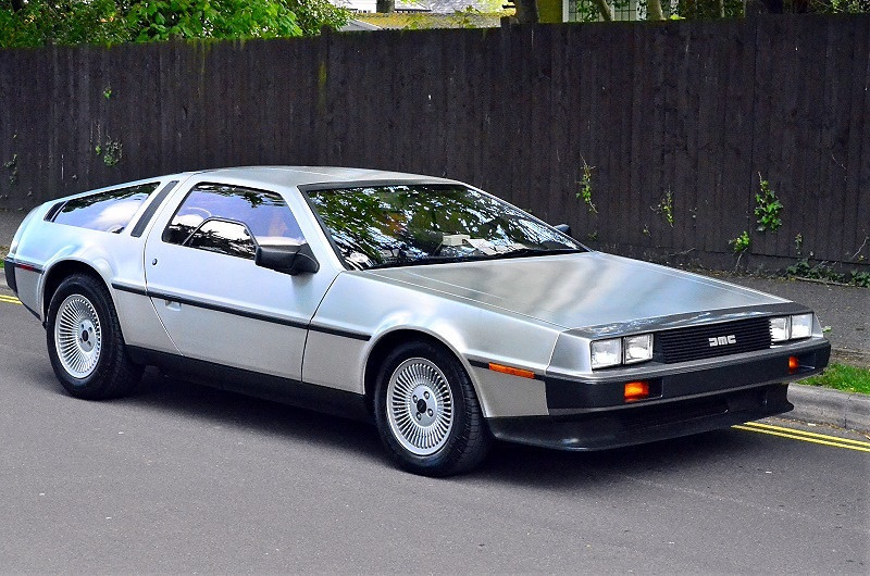 DELOREAN 1981/1982