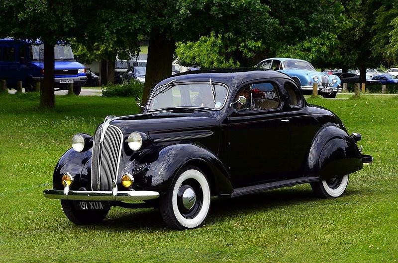 191 XUA PLYMOUTH 1937