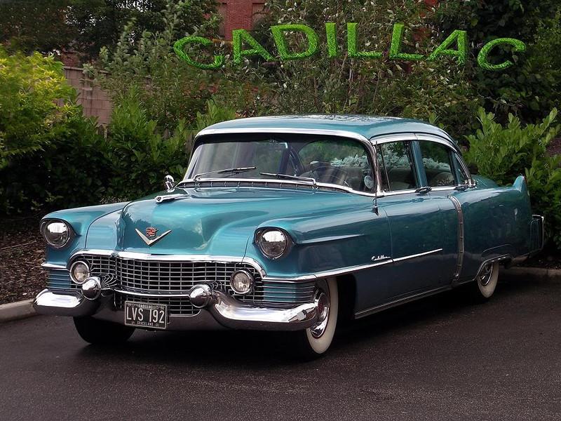 LVS 192 CADILLAC 1954