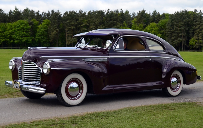 126 YUL BUICK EIGHT 1941