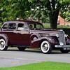 DNF 588 BUICK SEDAN 1937