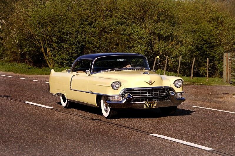 717 XUU CADILLAC 1955