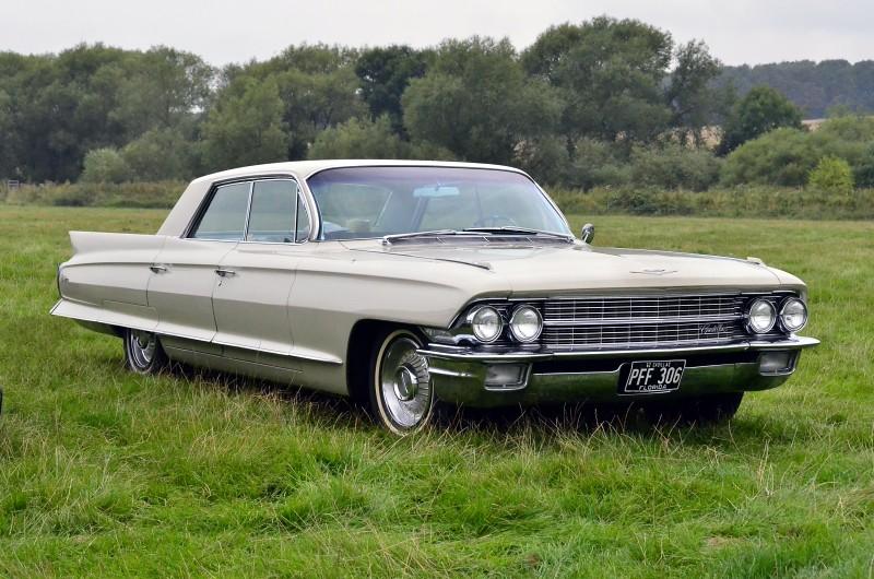 PFF 306 CADILLAC DE VILLE 1962