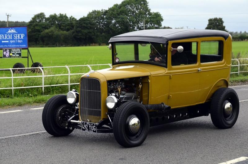 492 YUG MODEL A SEDAN 1930