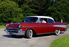 624 XUK CHEVROLET BEL AIR 1957
